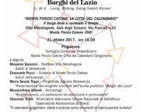 A Monte Porzio Catone il calendario gregoriano