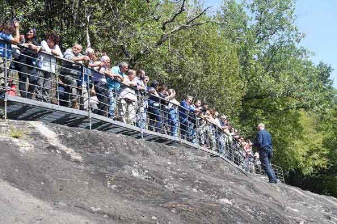 la Settimana del Pianeta Terra nel Lazio. Dalle orme preistoriche ai terremoti storici di Roma