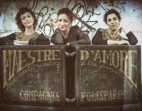 Teatro Trastevere – Maestre d'amore