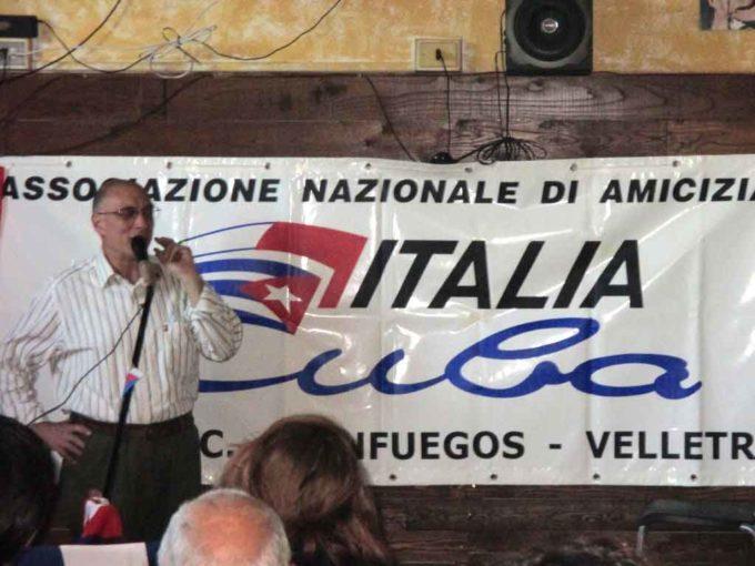 Victor Quinones a Velletri: concerto di solidarietà in favore delle vittime dell'uragano a Cuba