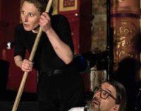 Teatro Vascello – SCHERZO for piano and stick