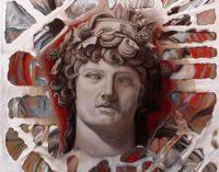 """Un inedito Moreno Bondi per la Galleria Triphe' a Roma """"Rebirth By Fire"""""""