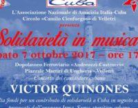 "Velletri – ""Solidarietà in musica"""