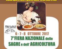Fiera Nazionale delle sagre e dell'agricoltura a Civita Castellana