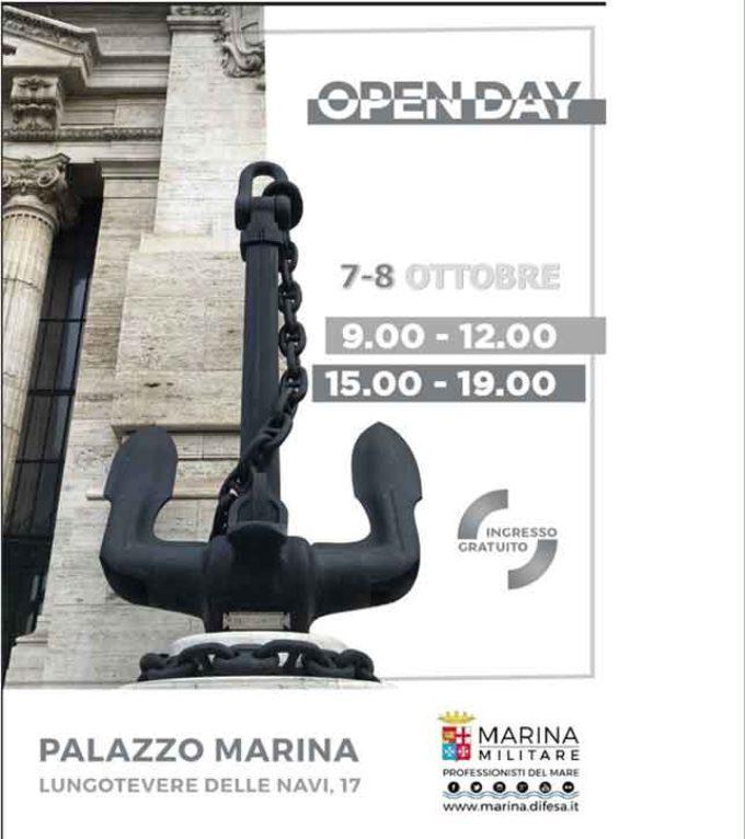 La Marina Militare apre ai cittadini le porte dello storico Palazzo Marina