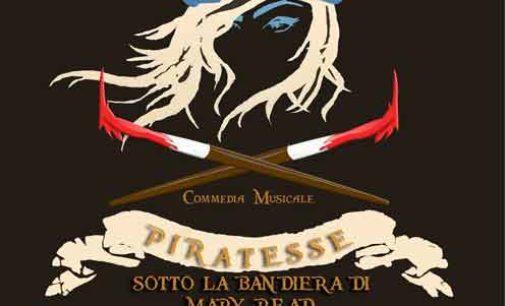 Teatro Trastevere – PIRATESSE  Sotto la bandiera di Mary Read