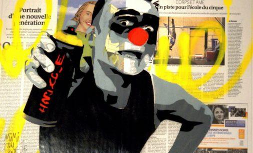 La Calle Grande – Collettiva di Urban Art a Trastevere – Opening 27 ottobre 2017 h 18.30 c/o ZArt Urban Studio – via Panfilo Castaldi 20 – Roma