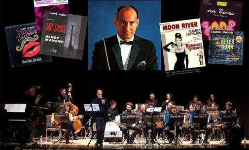 Le colonne sonore di Henry Mancini con la New Talents Jazz Orchestra