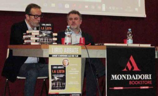 Il giornalista Lirio Abbate incontra i ragazzi di Velletri