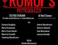 """Canale Monterano – """"Chi sarà di scena"""" la Commedia Rumors di Neil Simon."""