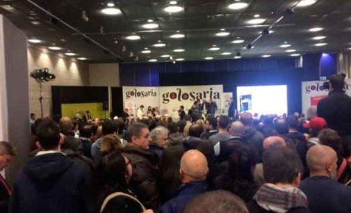 Golosaria a Milano  Sigilla un altro grande successo