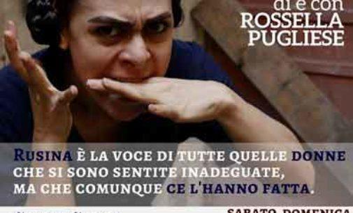 """Teatro di Rocca di Papa – """"Rusina"""""""