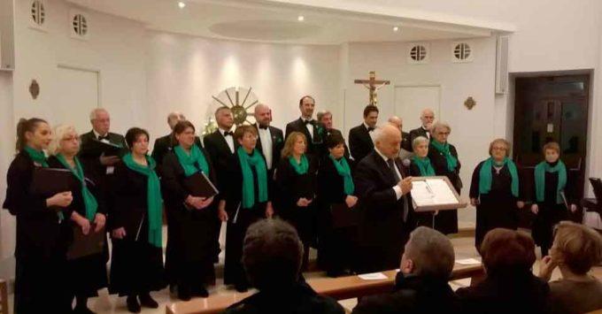 La Corale Tuscolana in Concerto a sostegno della Onlus Caritas Testimonium Servitium
