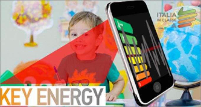 Energia: a Key Energy l'App ENEA che misura consumi e vulnerabilità sismica delle scuole