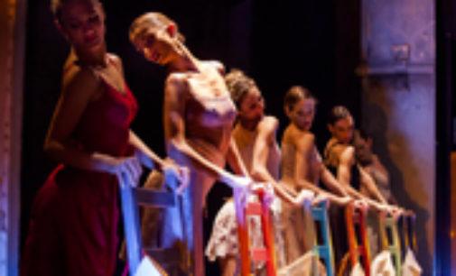 Teatro Vittoria di Roma – Contemporary tango