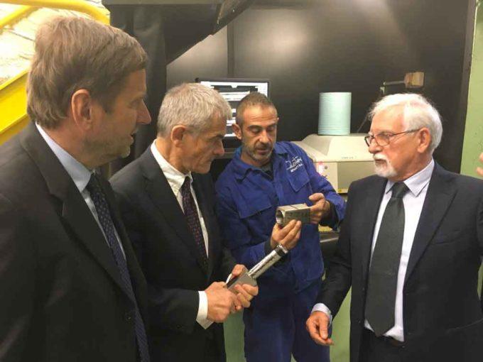 Energia: 100 km di cavi superconduttori made in Italy