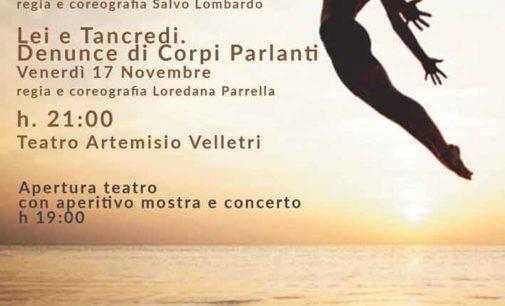 Velletri – Piu' del previsto. Un viaggio nella danza contemporanea