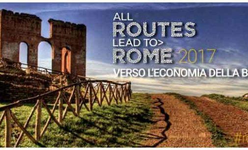 Dal 17 al 26 novembre 2017 ALL ROUTES LEAD TO ROME