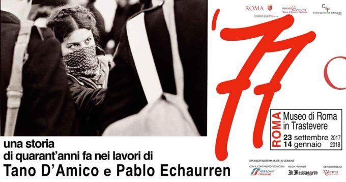 L'immagine, il segno e la parola nel movimento del '77