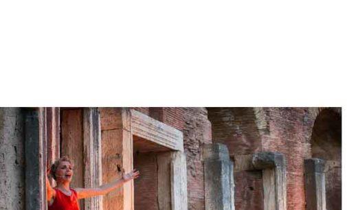 Il teatro mobile a Pompei