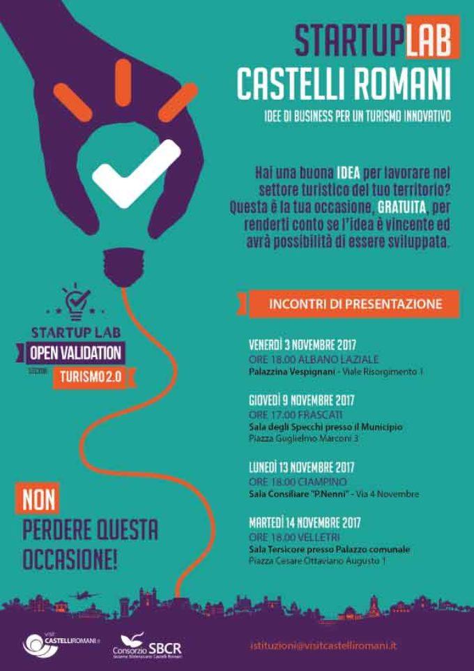 StartUp Lab Castelli Romani
