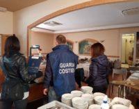 Ciampino. 70 kg di pesce sequestrato in due ristoranti ed un supermercato