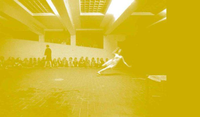 Museo del novecento – La performance in Italia: gli esordi
