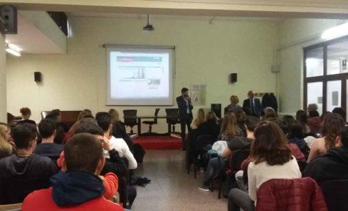 Genzano – Progetto Erasmus Plus, il saluto del sindaco agli studenti del Liceo Vailati