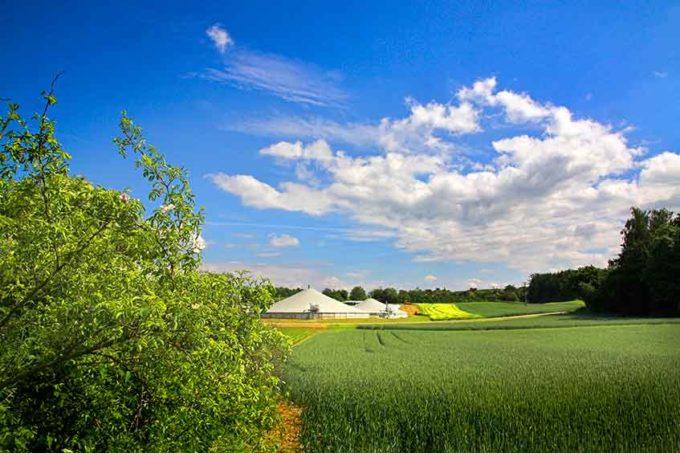 L'impianto di Tarquinia per la produzione di Biometano e Compost