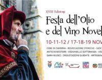 Vignanello – Festa dell'Olio e del Vino Novello