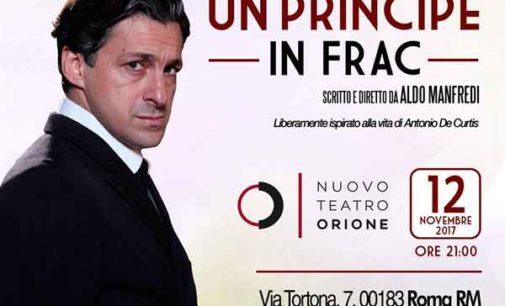 """Teatro Orione di Roma va in scena """"Un Principe in frac"""""""