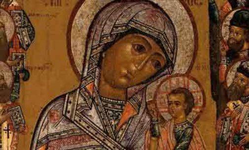 L'icona russa: preghiera e misericordia