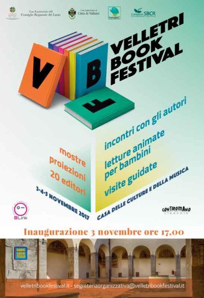 I libri in festa grazie al Velletri Book Festival