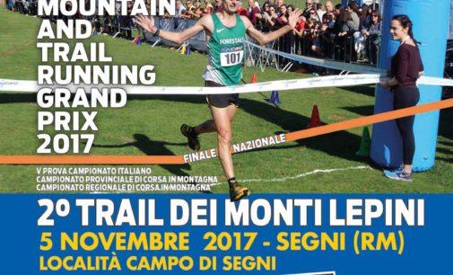 2° Trail dei Monti Lepini