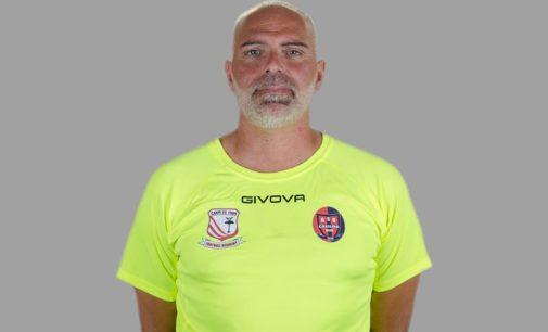 Casilina calcio (Giovanissimi reg. B), De Santis: «I risultati non arrivano, ma la squadra gioca»