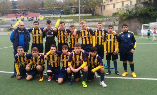 V. Divino Amore calcio (Allievi prov.), D'Alesio non si scoraggia: «Questa squadra si rialzerà»