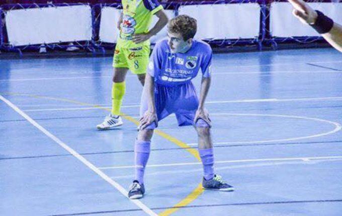 Todis Lido di Ostia Futsal (A2), il rammarico di Ugherani: «Col Meta meritavamo i tre punti»