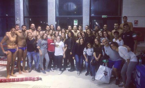 """3T Frascati Sporting Village (pallanuoto), il settore femminile in """"visita"""" al Settebello"""