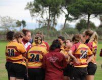Rugby Frascati Union 1949, Tonna: «U16 femminile, buoni segnali dal concentramento di casa»