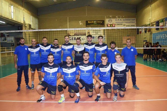 Pallavolo- Campionato regionale serie c maschile 4 giornata di andata