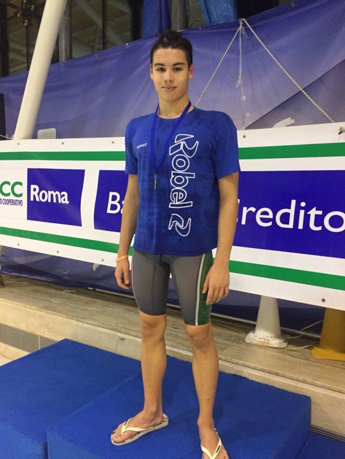 """Tc New Country Club Frascati (nuoto), Panza scatenato e altri ottimi risultati al trofeo """"Big Blue"""""""