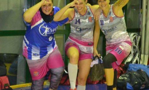 Club Basket Frascati (B femm.): Cecconi, un ginocchio per la causa. «Ma starò vicina al gruppo»