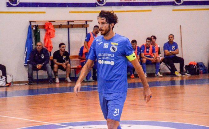 Todis Lido di Ostia Futsal, la gioia di Barra: «Finalmente la prima storica vittoria in serie A2»