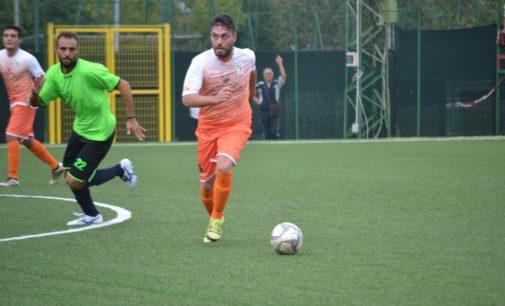 """Roma VIII calcio (I cat.), """"manita"""" pure al Piglio. Dantimi: «Ci prendiamo il ruolo di favoriti»"""