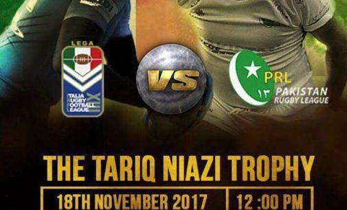 Lirfl (rugby a 13), l'allenatore del Pakistan Bhatti: «La sfida con l'Italia è una grande opportunità»