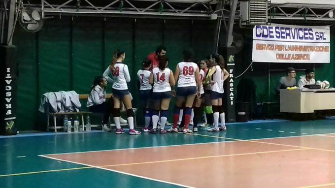 Volley Club Frascati (Under 16), De Gregorio: «Prima partita positiva, andiamo avanti così»