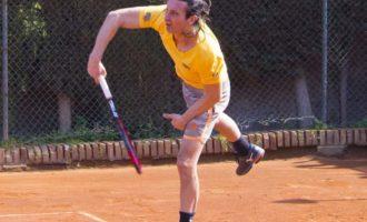 Tc New Country Club Frascati (tennis), Crocitti saluta la serie C: «Gruppo di persone fantastiche»