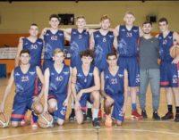 S. Nilo Grottaferrata (basket), Catanzani e il week-end d'oro: «Vittorie per U18, U16 e U15»