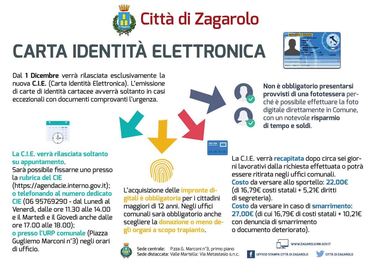 Notizie in controluce carta di identita for Carta di soggiorno 2017 documenti