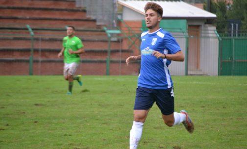 Albalonga calcio (serie D), Squerzanti primo brindisi: «Gol pesante che dedico alla mia famiglia»